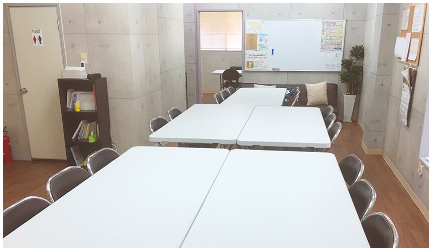 生活訓練室